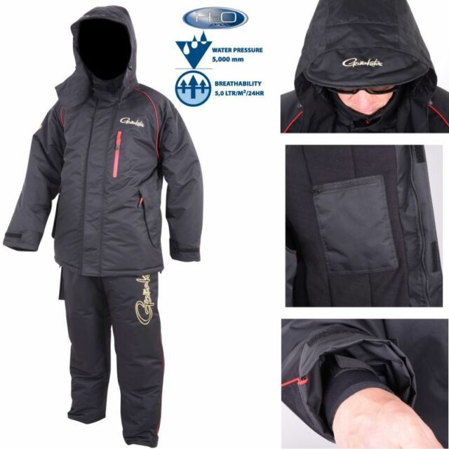 Anzüge Gamakatsu Thermal Jacket Jacke Gr M Zu Thermoanzug Thermal Suits Angel Anzug Kva