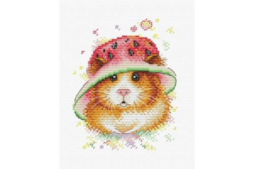 Cross Stitch Kit Watermelon happiness M-222