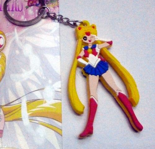Sailormoon Keychains Sailor Moon