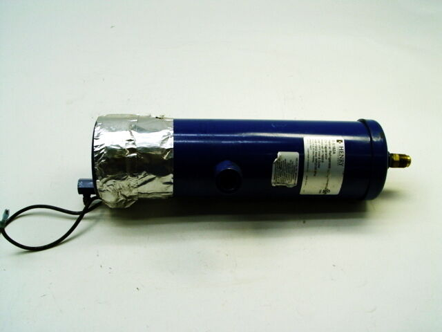 Robinair Henry S-5182a Helical Refrigerant Oil Separator 17800-6