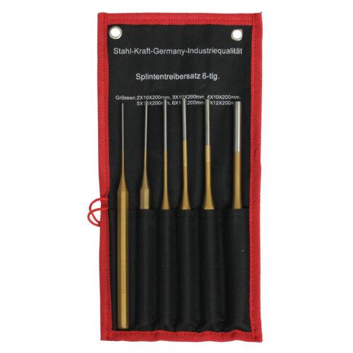 Splintentreiber-Splinttreiber-Satz Durchschläger-Durchschlag-Satz Werkzeug Set
