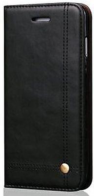 * Apple iPhone 7 4,7 BOOK Case Hülle Klapp Tasche Buch Flexi WALLET BUSINESS