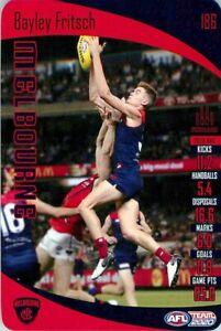 New-2020-MELBOURNE-DEMONS-AFL-Card-BAYLEY-FRITSCH-Teamcoach