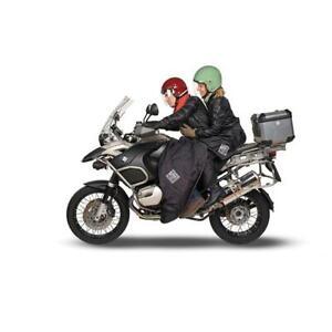 COPRIGAMBE-TERMOSCUD-PASSEGGERO-TUCANO-URBANO-R092-N-PER-MOTO-E-MAXI-SCOOTER