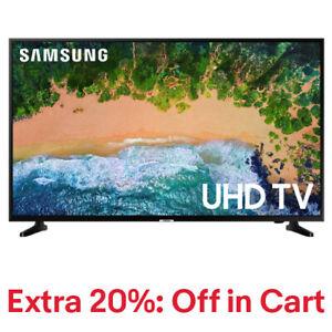 """Samsung 50"""" Class 4K (2160P) Smart LED TV (UN50NU6900BXZA)"""