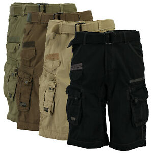 Pantaloni Bermuda Pantaloncini corti Shorts Panoramique Men GEOGRAPHICAL NORWAY