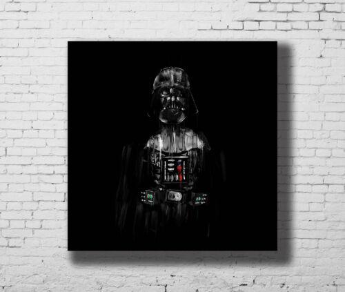 Star Wars Darth Vader Hot Film Classic Movie 12 24x24 27x27 Fabric Poster E-1081
