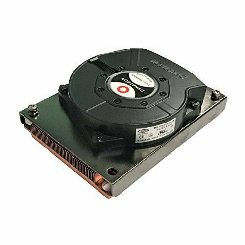 Dynatron 206393 Fan B3 1u Intel Lga3647 Narrow Ilm 80x15mm Aluminum Pwm 165w 12v