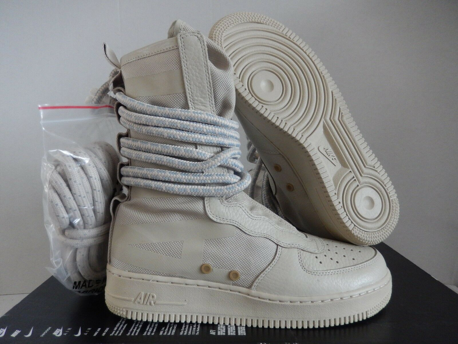 Nike air force 1 sf af1 ciao speciale sul campo rattan-rattan sz - aa1128-200]