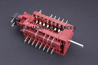 GENUINE ILVE FREESTANDING OVEN MULTI FUNCTION SELECTOR SWITCH  HNFF906WMP//I