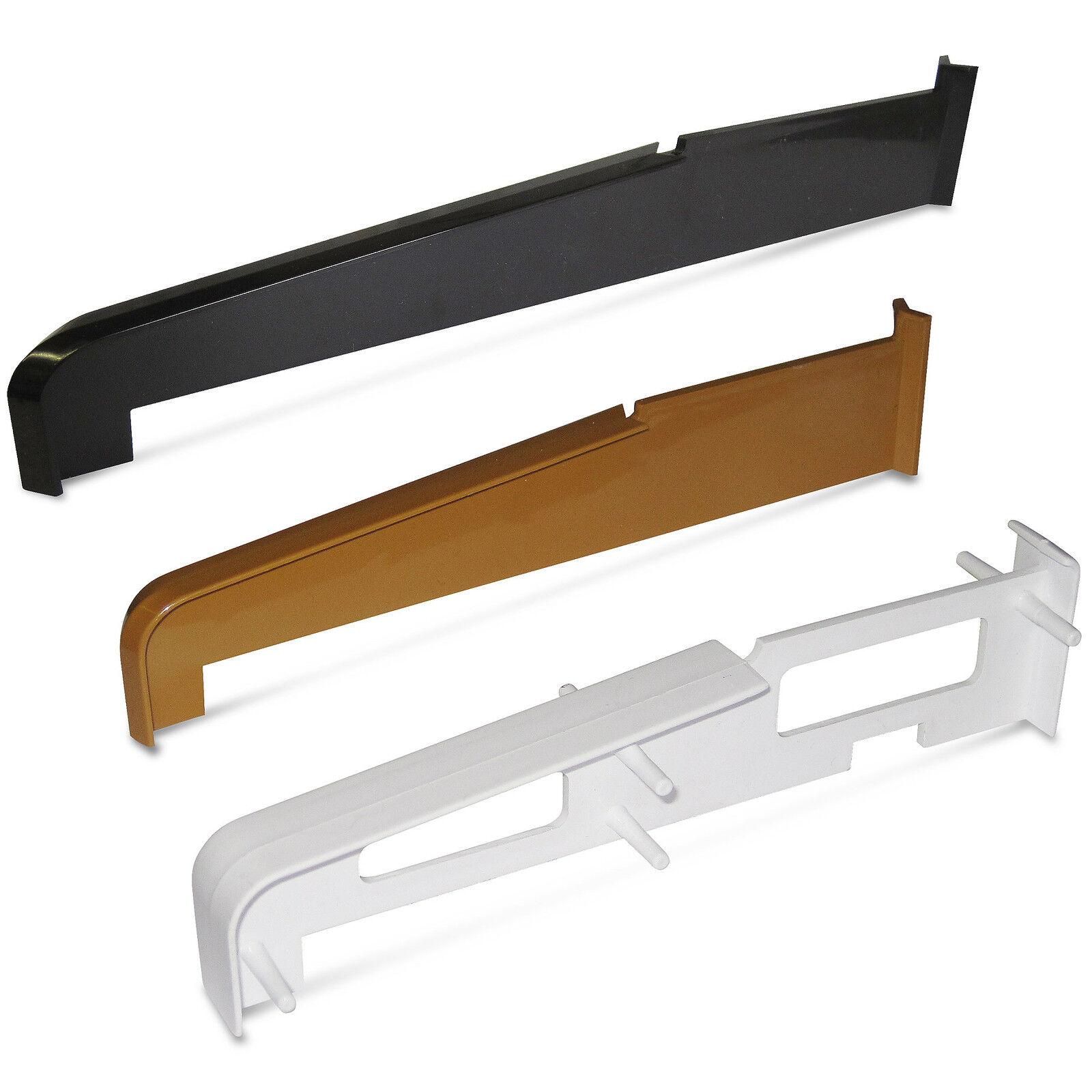150 mm UPVC Window Cill Joint, Cover Strip / Plastic Corner PVC Sill Trim Joiner