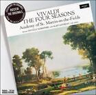 Vivaldi: The Four Seasons (CD, May-2006, Decca)