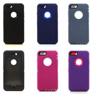 sale retailer 8ad5a d5a58 Details about Lot/6 Protective Defender Case for Apple iPhone 6 6S Plus  Wholesale