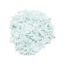 coop home goods adjustable crosscut shredded memory foam and poly fiber fill
