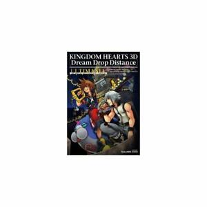 Kingdom-Hearts-3D-Dream-Drop-Distance-Ultimania-strategy-guide-book-3DS