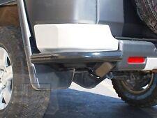 FJ Cruiser Rear Bumper Corner Guards body armor steel