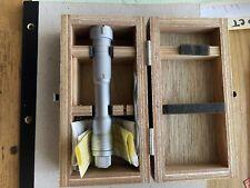 Mitutoyo Holtest 368 807 10 12 3pt Inside Micrometer