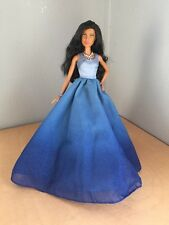 Fashionista Barbie Doll In Clothes And Shoes Lot Knees Do Not Bend!