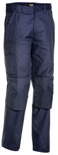 1726 BLAKLADER Pantalons de travail Pantalons avec Kneepad poches Coton Sergé