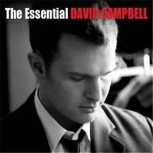 David-Campbell-The-Essential-New-amp-Sealed-2-CDs