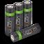 miniature 49 - Rechargeable Haute capacité AAA/AA Batteries Et 8-Way dock de chargement-Venom