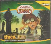 Adventures In Odyssey Through Thick & Thin 30 4 Cd Set Christian Kids Audio