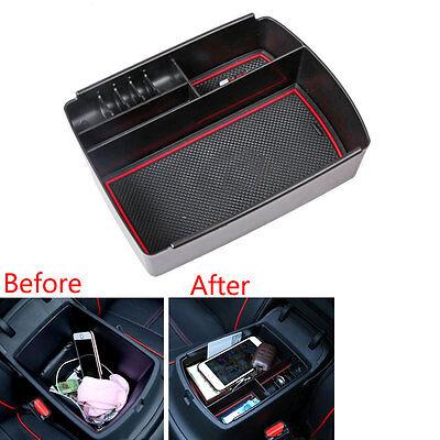 For 17 Kia Sportage New Car Console Center Armrest Secondary Storage Box Pallet
