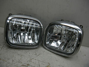 Image Is Loading Jdm Subaru Forester Sf5 Kouki Fog Lights With