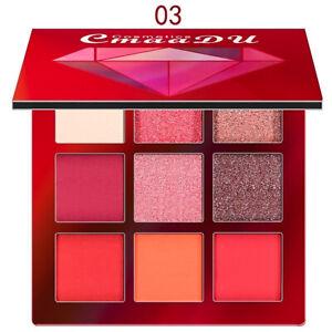 Professional-Shimmer-Eyeshadow-Makeup-Palette-Set-Eye-Shadow-Makeup-Cosmetic-NEW