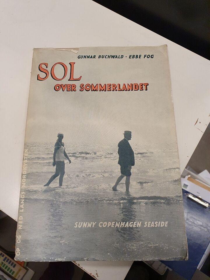 Sol over sommerlandet, Gunnar Buchwald Ebbe Fog, genre: