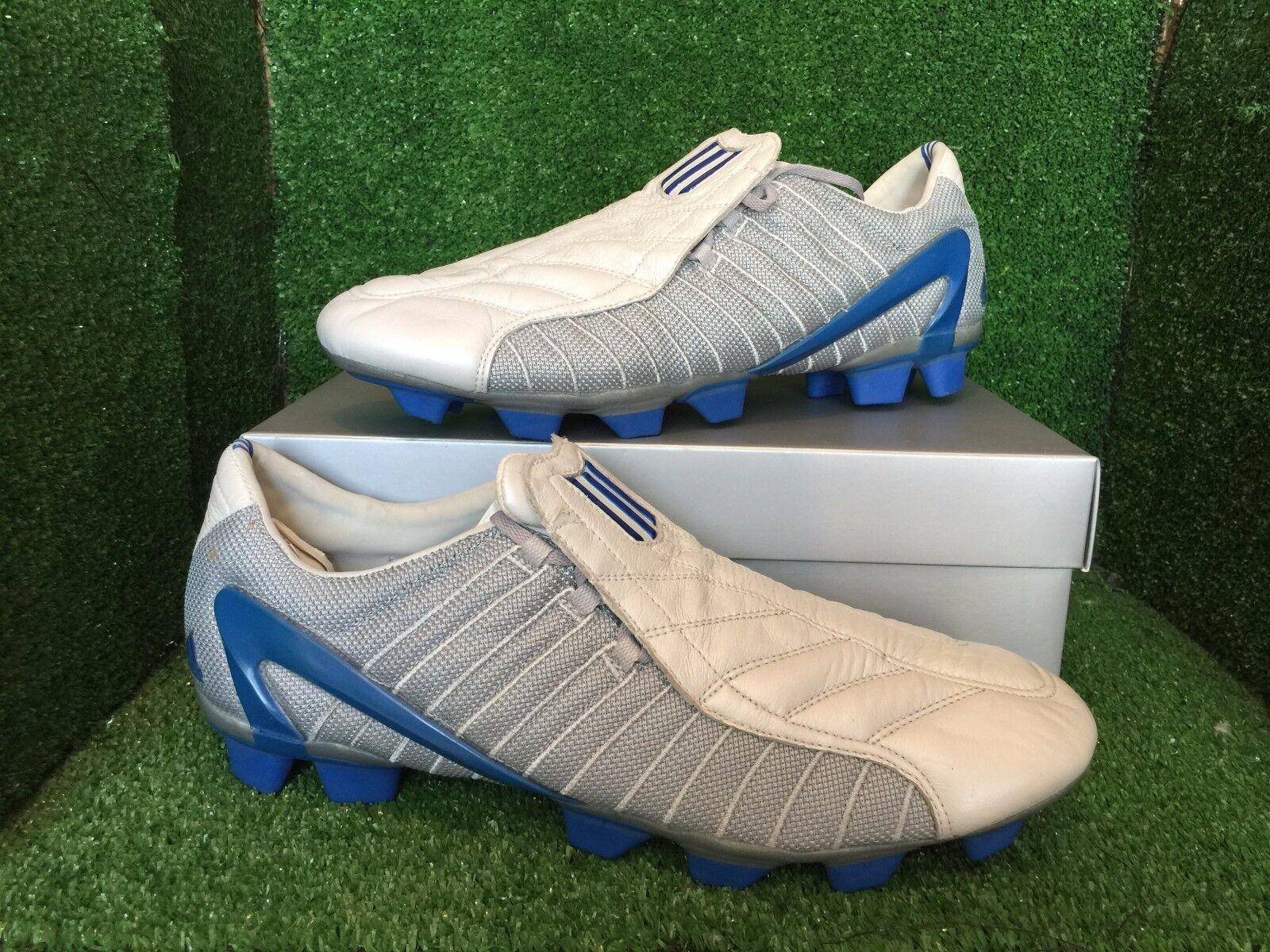 ADIDAS F50+ XTRX fG SOCCER FOOTBALL BOOTS CLEATS 12 12,5 13