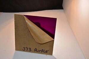 PURPLE ACRYLIC PLEXIGLASS SHEET COLOR #373 1/8\