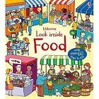 Look Inside Food by Emily Bone (Board book, 2015)
