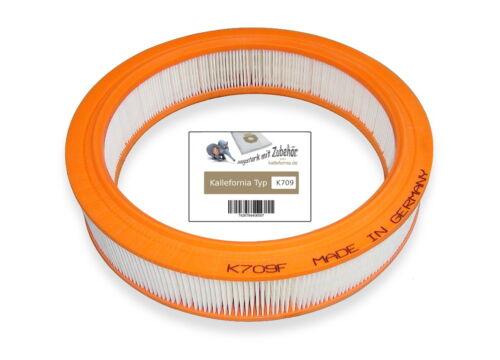 Filtre Adapté Pour Protool VCP 321 E-L Filtre Plissé élément de filtre vcp321e-l