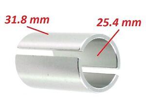 Réducteur adaptateur potence guidon spacer vélo vtt fixie entretoise 25.4 28.6
