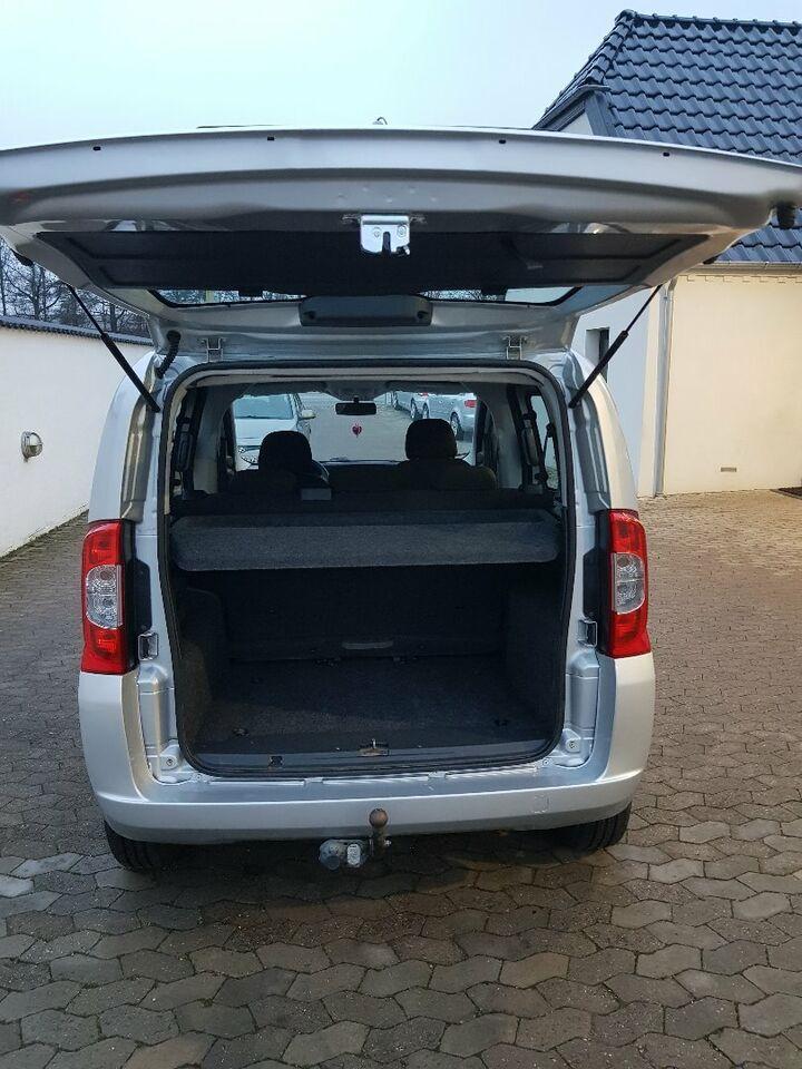 Fiat Qubo 1,3 JTD 75 Dynamic MTA Diesel aut. Automatgear