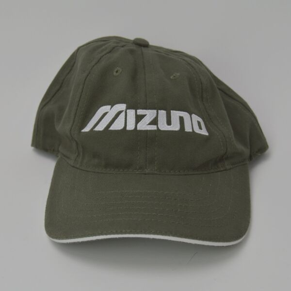 191533668be Mizuno Adjustable Golf Hat - Green