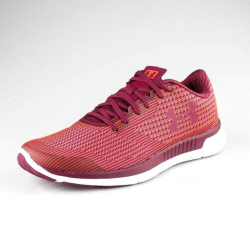 Sz Red 1285494 Series 11 Womens Coral 600 Loaded Armour Under Org Lightning Nib X0qWTxPfwI