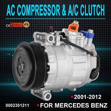 Brand NEW A//C COMPRESSOR FITS 2007  2009-2012 MERCEDES BENZ GL 450 Get