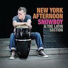 New York Afternoon by Snowboy & the Latin Section (Vinyl, Mar-2016, 2 Discs, Snowboy Records)