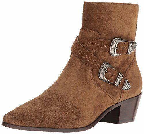 FRYE Womens Ellen Buckle Short Western Boot- Select SZ/Color.