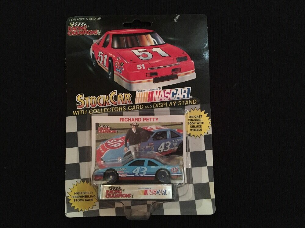 Racing Champions Richard Petty STP  43 *Very Rare*