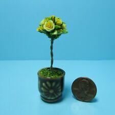 Dollhouse Miniature Resin Single Ball Topiary by Darice