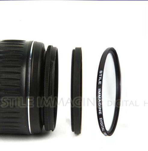 Adapter Ring 30-37 for Lens Ø 30 mm Filter Ø 37 mm Italy Step Up