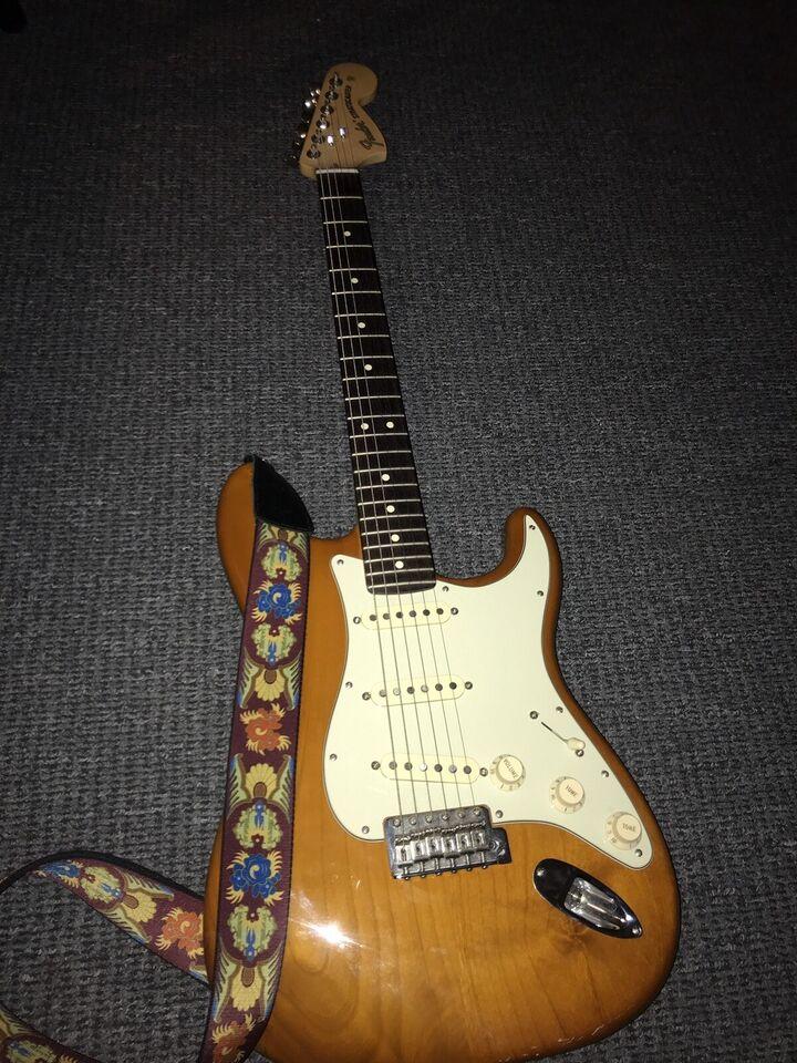 Elguitar, Fender (US)
