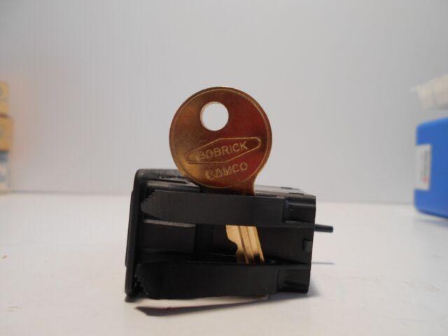 Bobrick 33043 Cat 74 Key for Towel Dispensers Metal Key