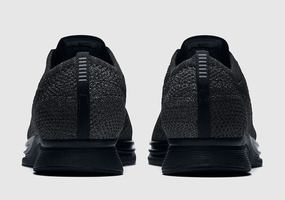 Nike flyknit racer unisex - laufschuhe schwarze schwarzout anthrazit anthrazit anthrazit 526628 009 neue fb0a57