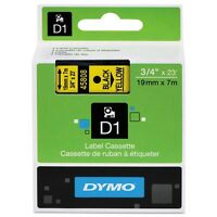 Dymo D1 Electronic Tape - 45808 on sale