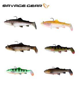 Savage Gear 3D backlip Herring Lure 10-13.5 cm//19-45 g Couleurs Diverses