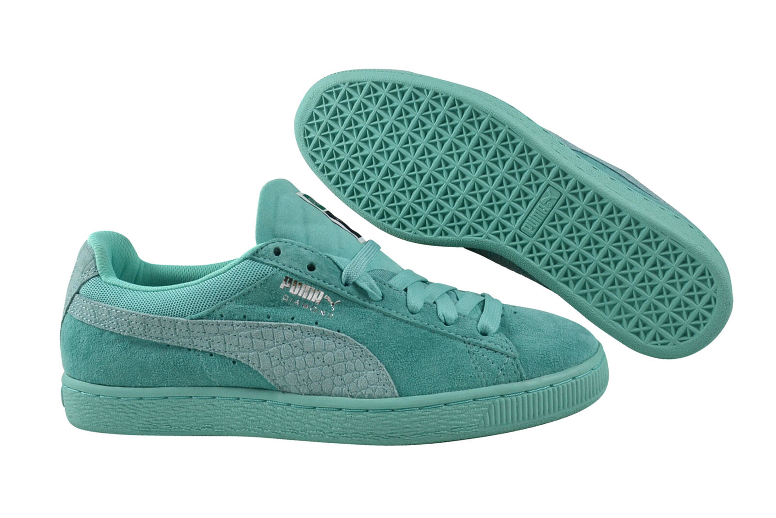 Puma Classic X Diamond Supply aruba Blau Turnschuhe Schuhe blau 363001 02